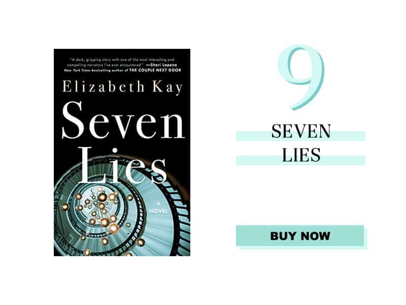 Seven Lies Book