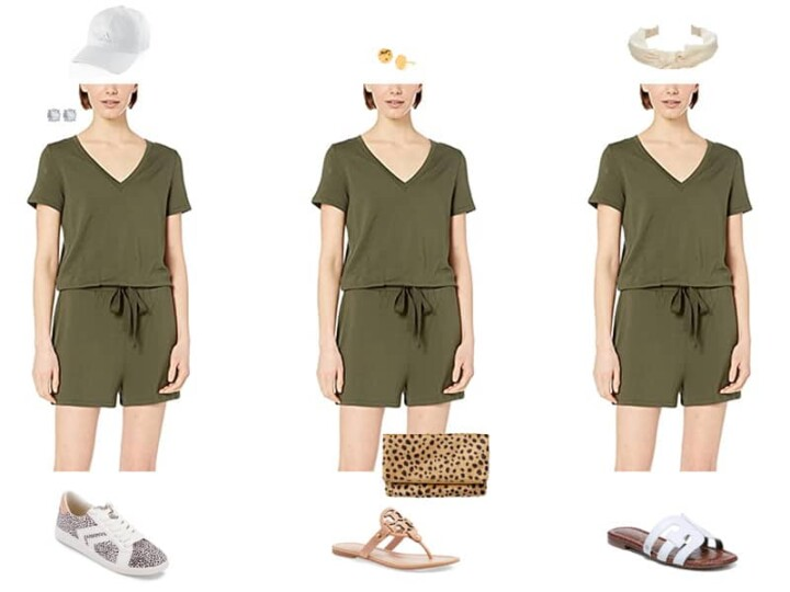 How to Wear a Romper: Three Easy Looks for Real Life