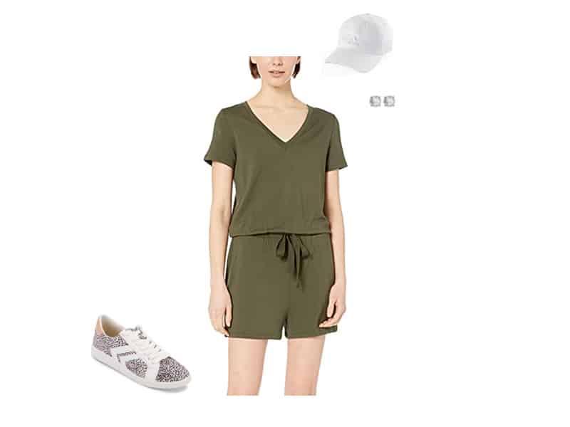 Three Easy Ways to Wear a Romper