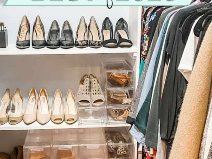 How to Clean Out your Closet in an Afternoon