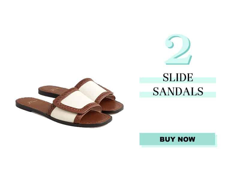 J. Crew Slide Sandals
