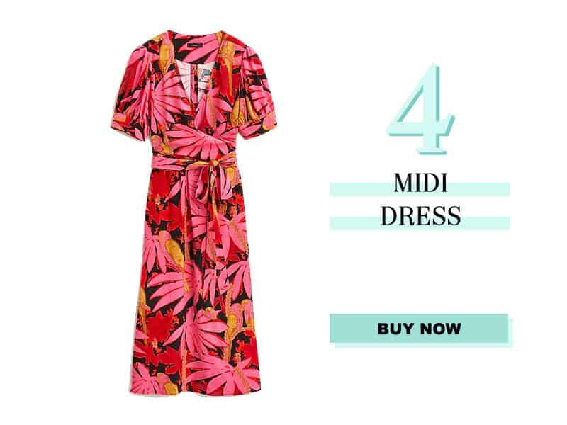 J. Crew Midi Dress