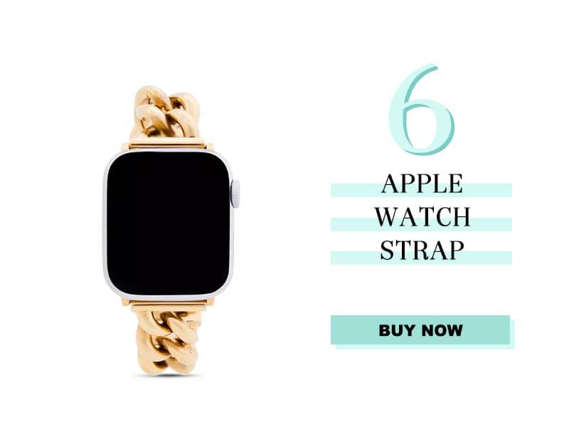 Chain Link Apple Watch Strap