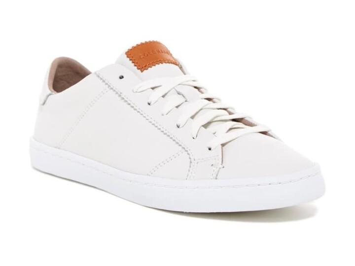 Cole Haan Margo Leather Sneaker
