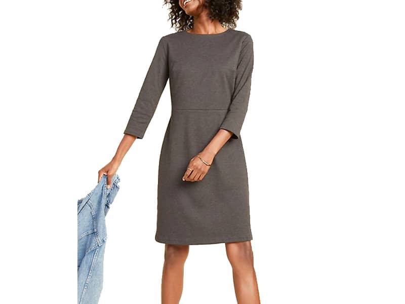 How to wear a Gray Dress