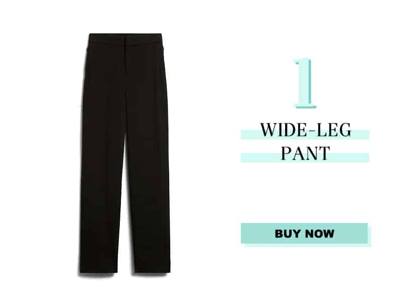 Banana Republic wide Leg Pant