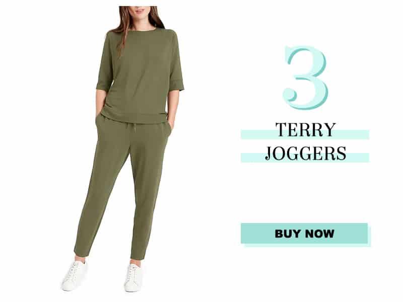 Banana Republic Terry Joggers