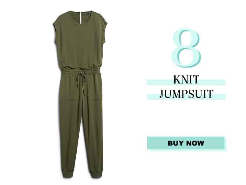Banana Republic Knit Jumpsuit