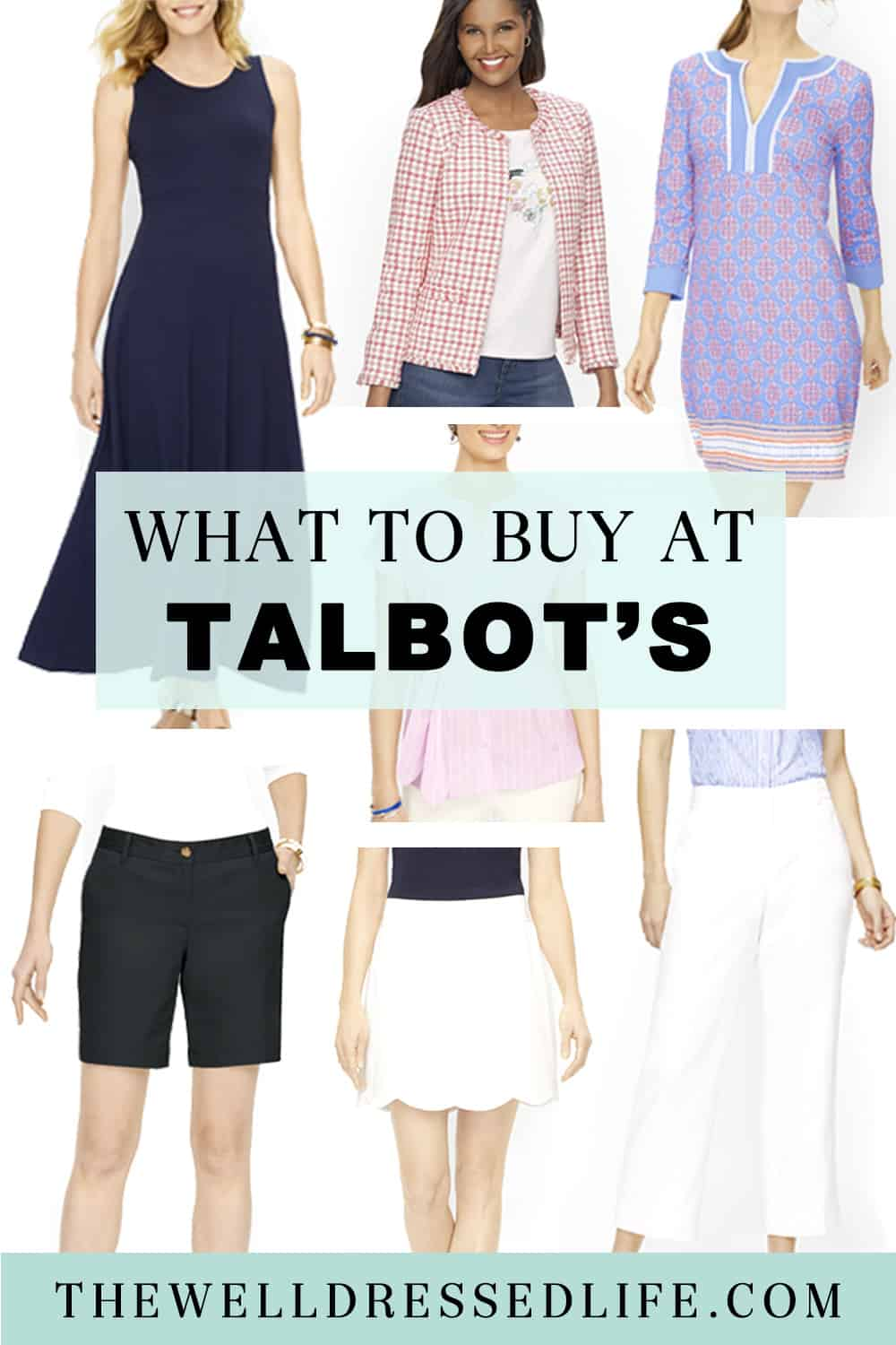 What to Buy at Talbots in May