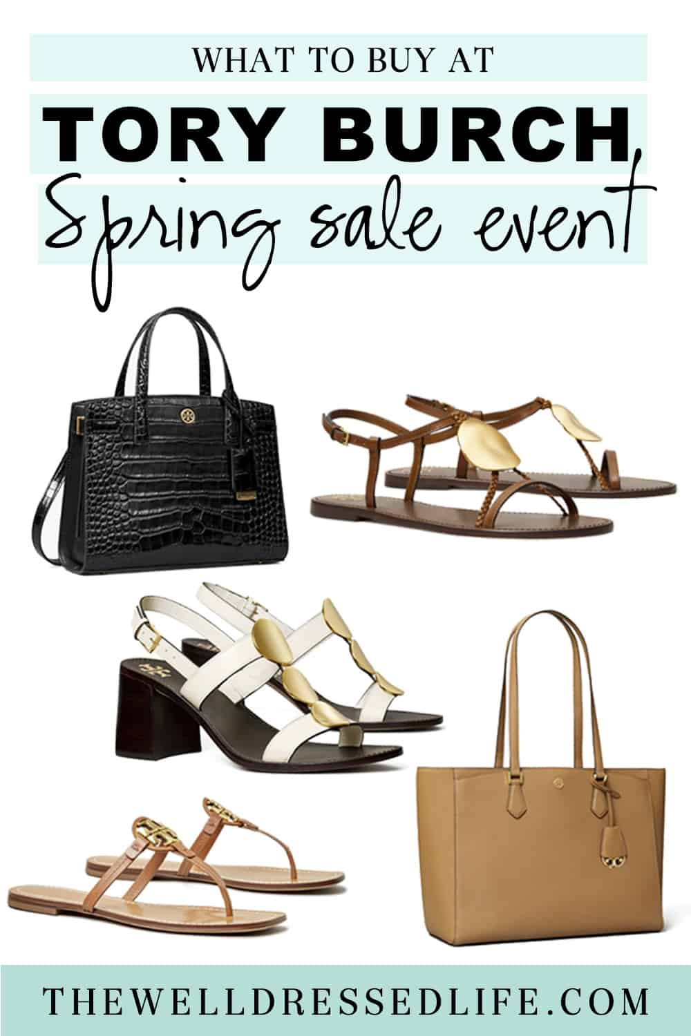 What to Buy at The Tory Burch Spring Sale Event