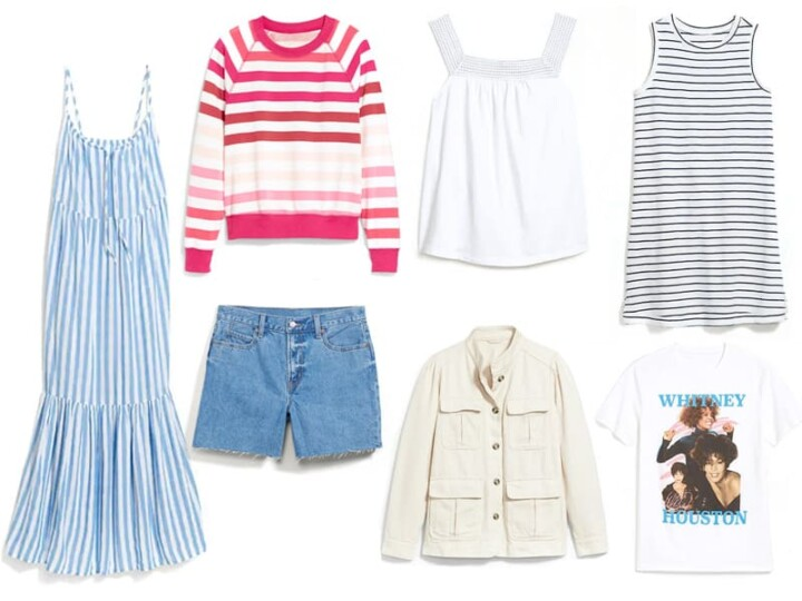 What to Buy at Old Navy in July