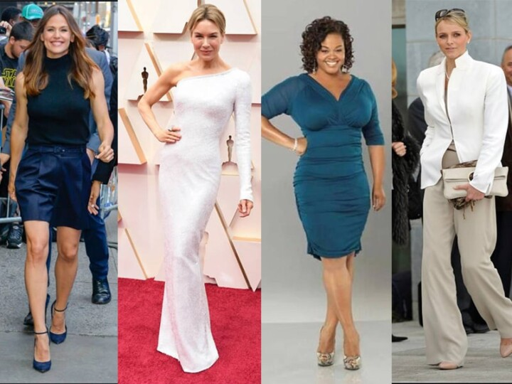 How to Dress an Inverted Triangle Body Type