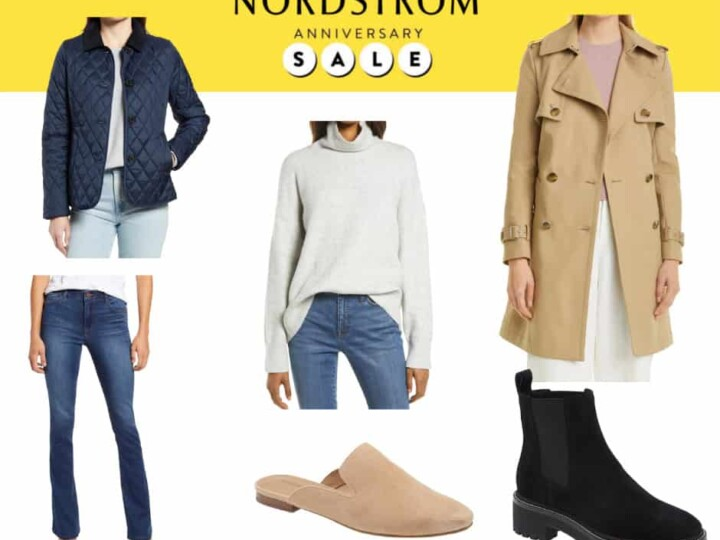 What to Buy at The Nordstrom Sale: Basics, Coats and Shoes