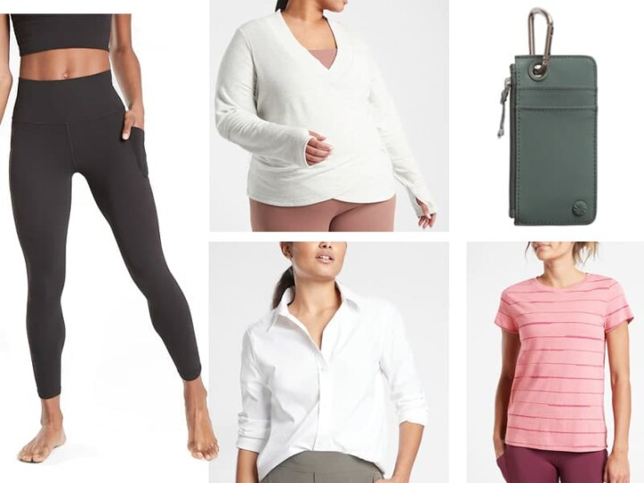 Suprising Finds at Athleta for Fall