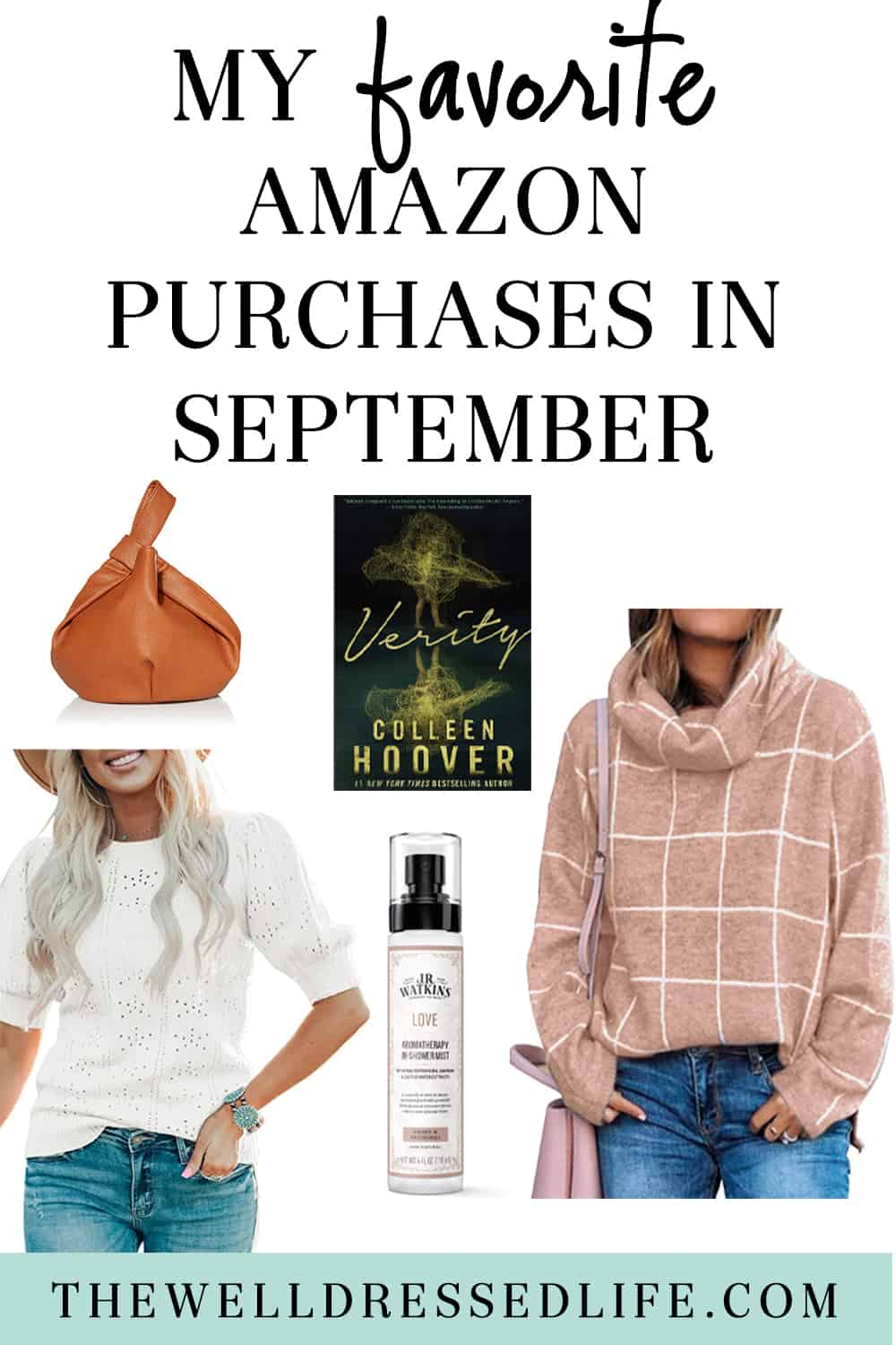 My Favorite Amazon Purchases in September